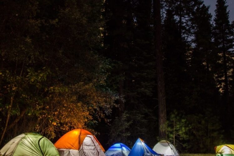 types of tents for camping
